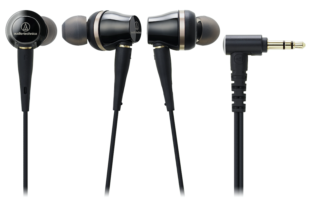 nueva serie de auriculares in-ear LS de Audio-Technica