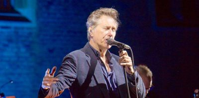 Audio-Technica y Allen & Heath con Bryan Ferry en su gira por Europa y USA
