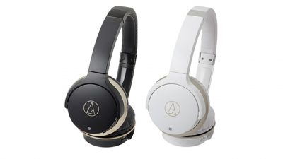 Audio-Technica presenta ATH-AR3iS y ATH-AR3BT Bluetooth®, sus nuevos y asequibles auriculares on-ear