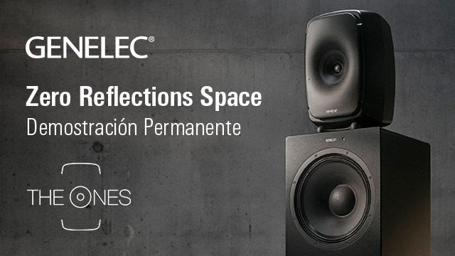 Genelec Zero Reflections Space