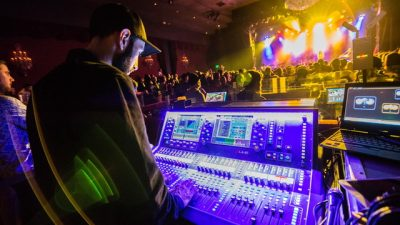 "Daya realiza su gira ""Sit still, look pretty"" con Allen & Heath"