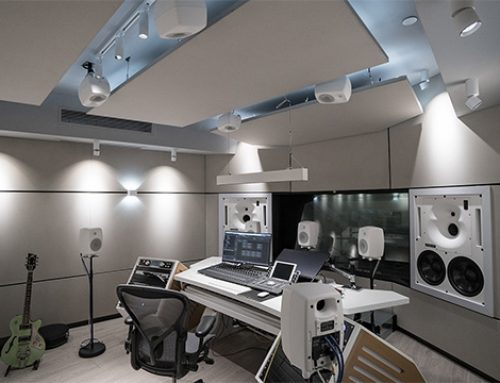 Leiting elige la monitorización Genelec para un estudio de audio inmersivo «Game Sound Lab»