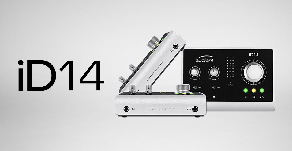Review Audient iD14