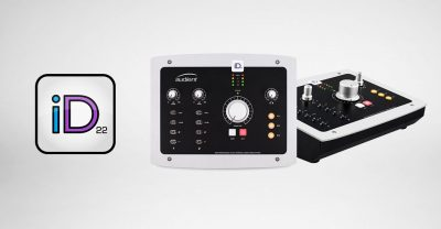 Review Audient iD22