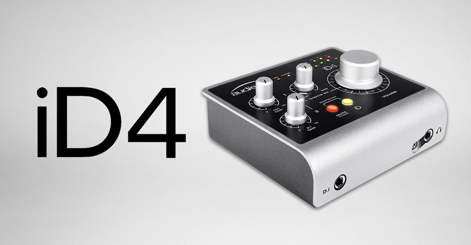 Review Audient iD4