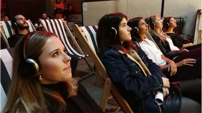 Audio-Technica colabora con el Madrid Film Fashion Festival